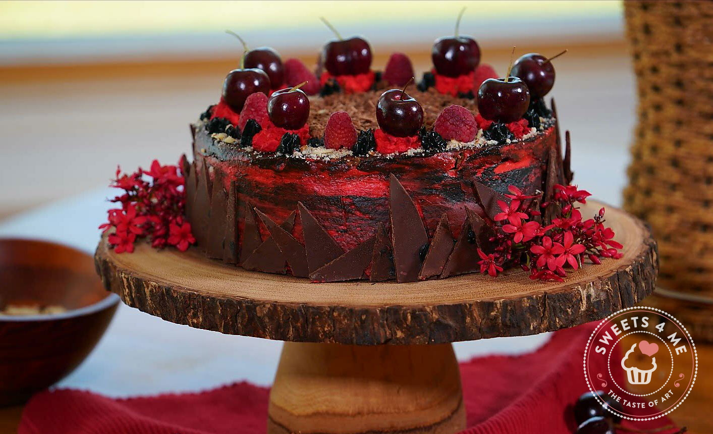 The most delicious cake