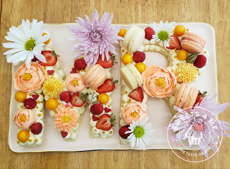 Shaped Tarts Decoration Ideas